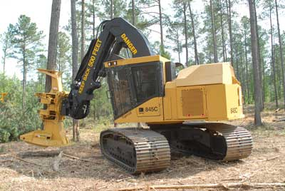 Better Protection for Forest Machinery Operators – CompassLive