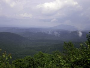 Ouachita Mountains of Oklahoma