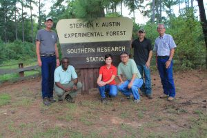 Stephen F. Austin Experimental Forest