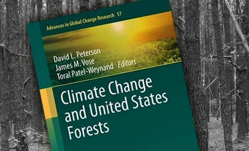Climate Change Book by Forest Service Research Named Outstanding Academic Title